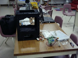 CCCKC MakerBot In Progress