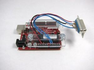Arduino Joystick Setup