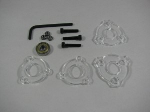 Spool Bearing Parts