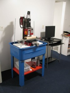 Building A Cnc Mill Stand And Enclosure Built To Spec