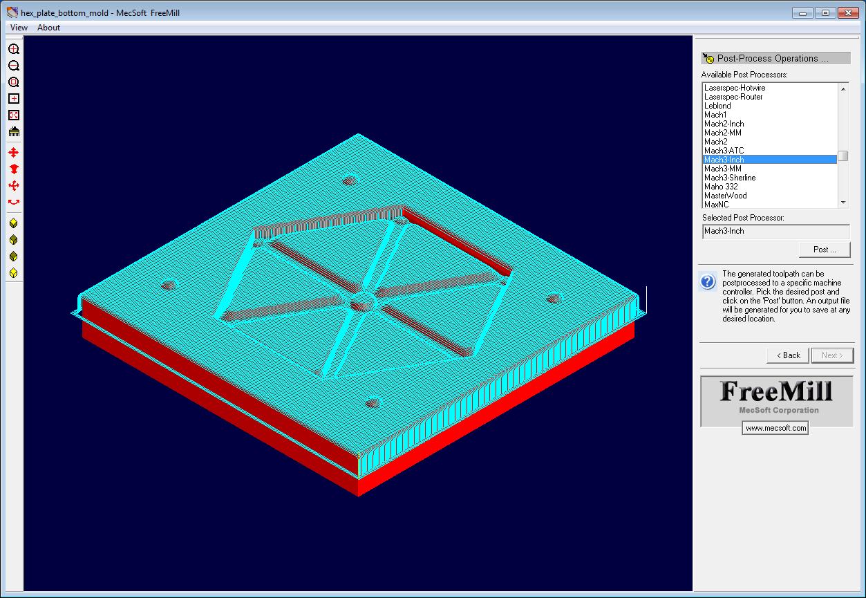 CNC Tools: FreeMILL | Built to Spec