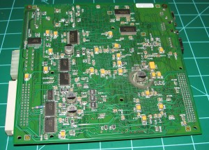 Epilog Mini-18 Motherboard Bottom