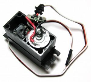 TGY-S4505B disassembled