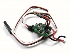 RC Servo controller