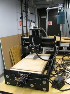 R3 CNC Machine