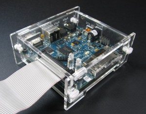 BeagleBoard Rev C Enclosure