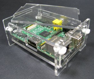 Raspberry Pi Case with Pi Plate Instructions