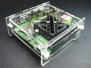 ODROID-X enclosure - slim