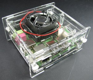 ODroid-X Enclosure