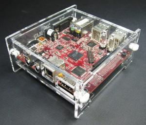 BeagleBoard-xM Case