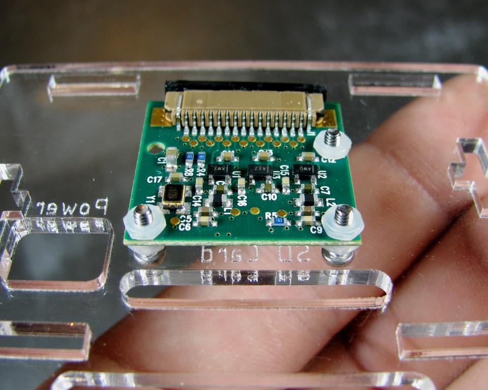 Raspberry Pi Camera Enclosure Built To Spec