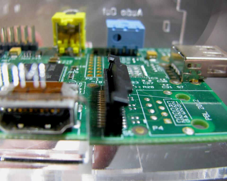 Raspberry Pi Camera Enclosure | Built to Spec